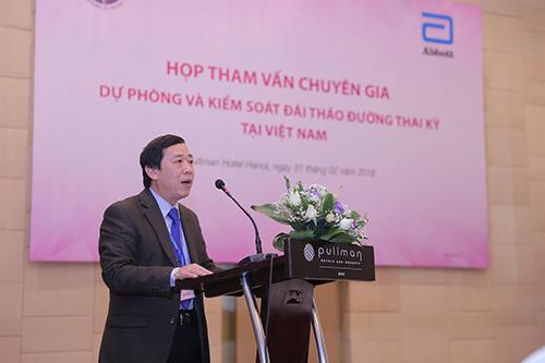 Hỗ trợ phụ nữ Việt phòng chống đái tháo đường thai kỳ