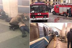 Vụ đánh bom đẫm máu khiến cả nước Nga hoảng loạn