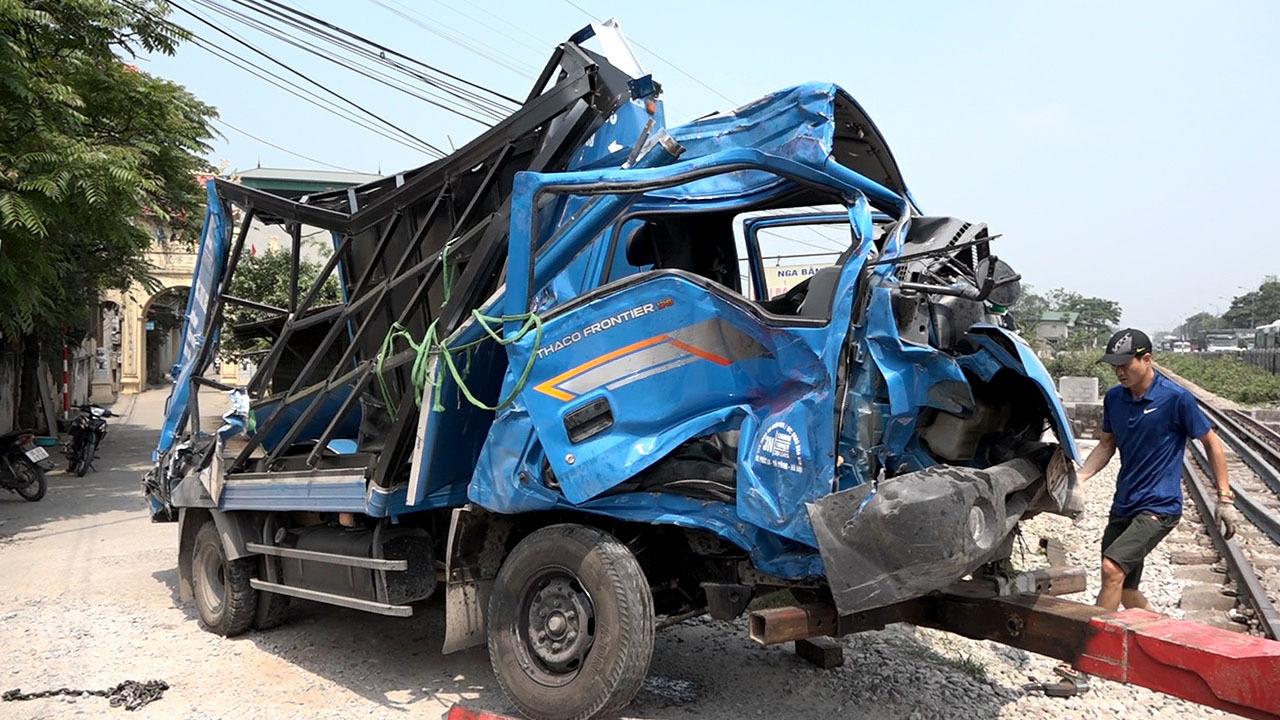 tai nạn,tai nạn đường sắt,Hà Nội