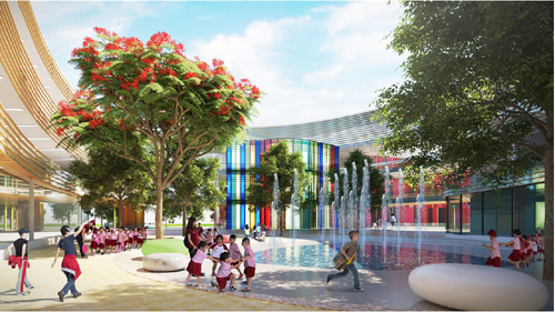 Khởi công Thành phố giáo dục quốc tế đầu tiên ở VN