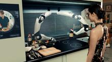 Robot sẽ nấu ăn thay con người trong tương lai gần