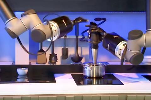 robot nau an