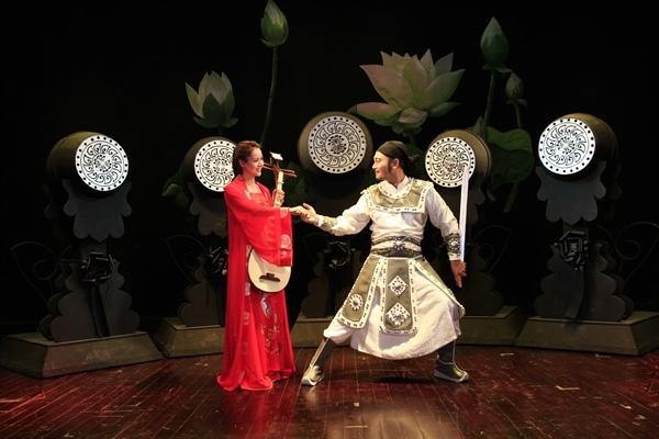 Vở diễn có Xuân Bắc tranh giải Liên hoan sân khấu kịch