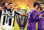 Juventus vs Real Madrid: châu Âu đại chiến