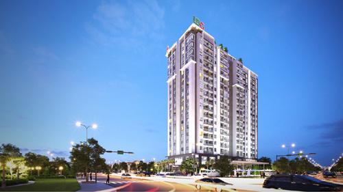 Sở hữu căn hộ thông minh West Intela với 400 triệu