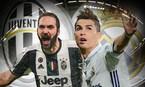 Trực tiếp Juventus vs Real Madrid: Lão bà run sợ trước Kền kền