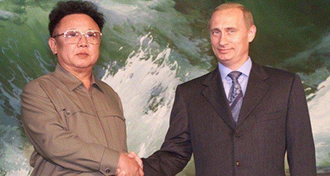 Kim Jong Un sẽ gặp ông Putin?