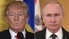 Ông Trump mời Putin thăm Mỹ