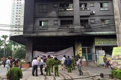 Hà Nội: Còn 31 chung cư vi phạm về PCCC, chuyển cơ quan điều tra 3 vụ