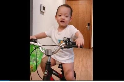 Ly Kute bất ngờ vì được con trai gọi bằng biệt danh