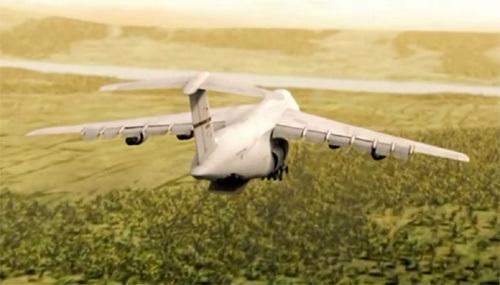 Tai nạn thảm khốc của máy bay Mỹ chở trẻ em Việt