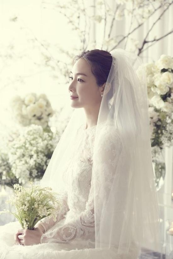 Bật mí về ông xã của người đẹp 'Bản tình ca mùa đông' Choi Ji Woo