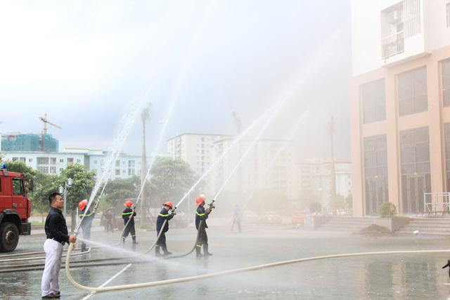phòng cháy chữa cháy,pccc,chủ đầu tư,chung cư