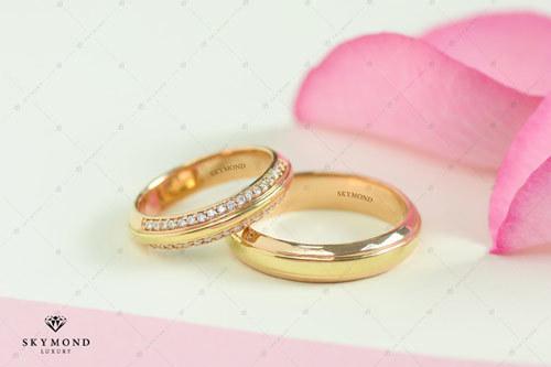 Hot trend nhẫn cưới Xuân Hè 2018