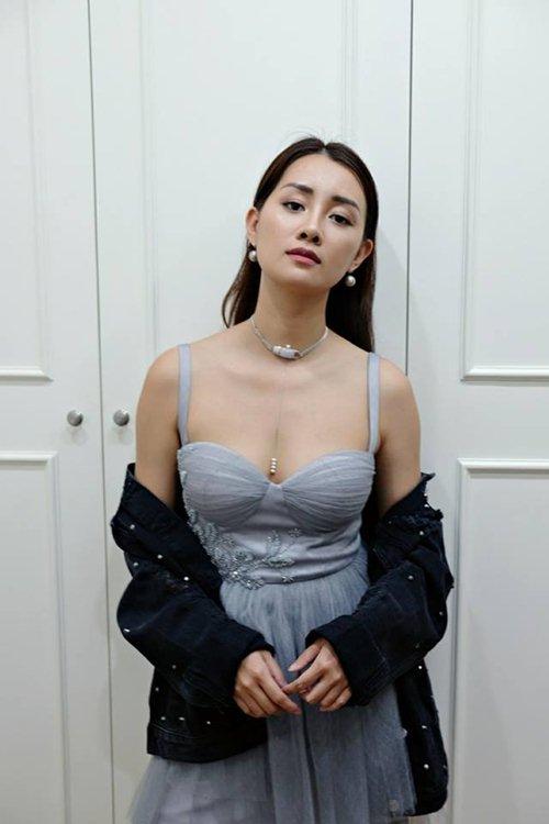 Vẻ đẹp cuốn hút 'vạn người mê' của MC Quỳnh Chi
