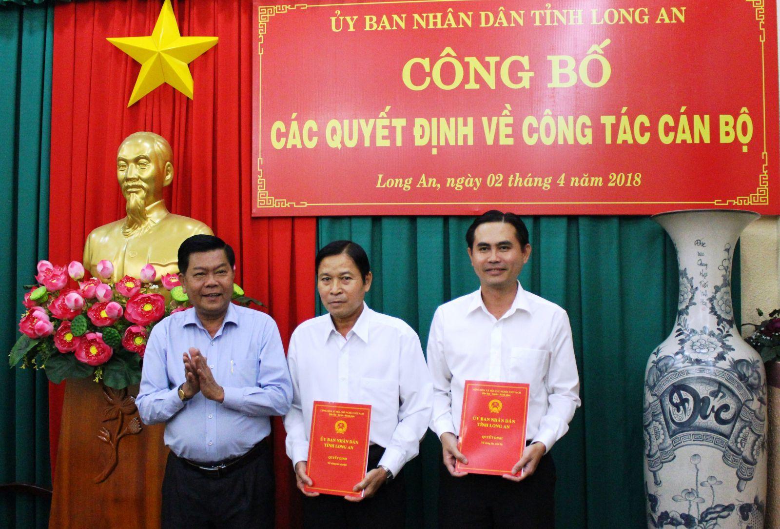 Nhân sự mới T.HCM, Bắc Ninh, Long An, Quảng Ngãi