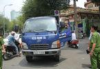 Ông Đoàn Ngọc Hải chạy bộ bắt xe tải ngược chiều