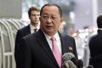 Ngoại trưởng Triều Tiên thăm một loạt nước
