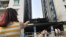 Sợ 'bà hỏa' đốt nhà: Dân chung cư nháo nhào mua bảo hiểm