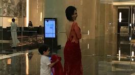 Thu Minh khoe ảnh lộ mặt con trai sau 3 năm giấu kín