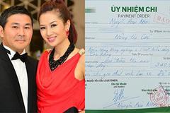 Chồng hoa khôi Thu Hương chuyển 240 triệu cho tài xế cứu người