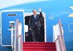 Thủ tướng lên đường dự hội nghị cấp cao Ủy hội sông Mekong quốc tế