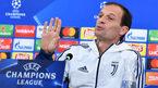 HLV Allegri cạn lời với Ronaldo sau đêm ác mộng