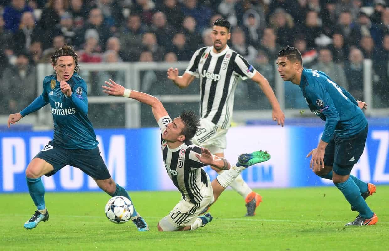 Real nhấn chìm Juventus: Kẻ hủy diệt là tôi, Ronaldo!