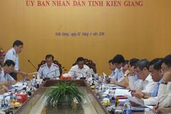 Thanh tra việc quy hoạch, sử dụng đất tại Kiên Giang