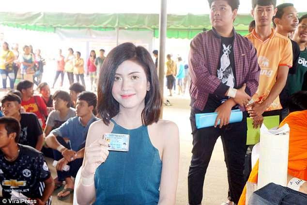 mỹ nhân,chuyển giới,Thái Lan,nghĩa vụ quân sự