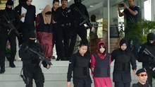 Bước ngoặt kịch tính trong vụ xử Đoàn Thị Hương