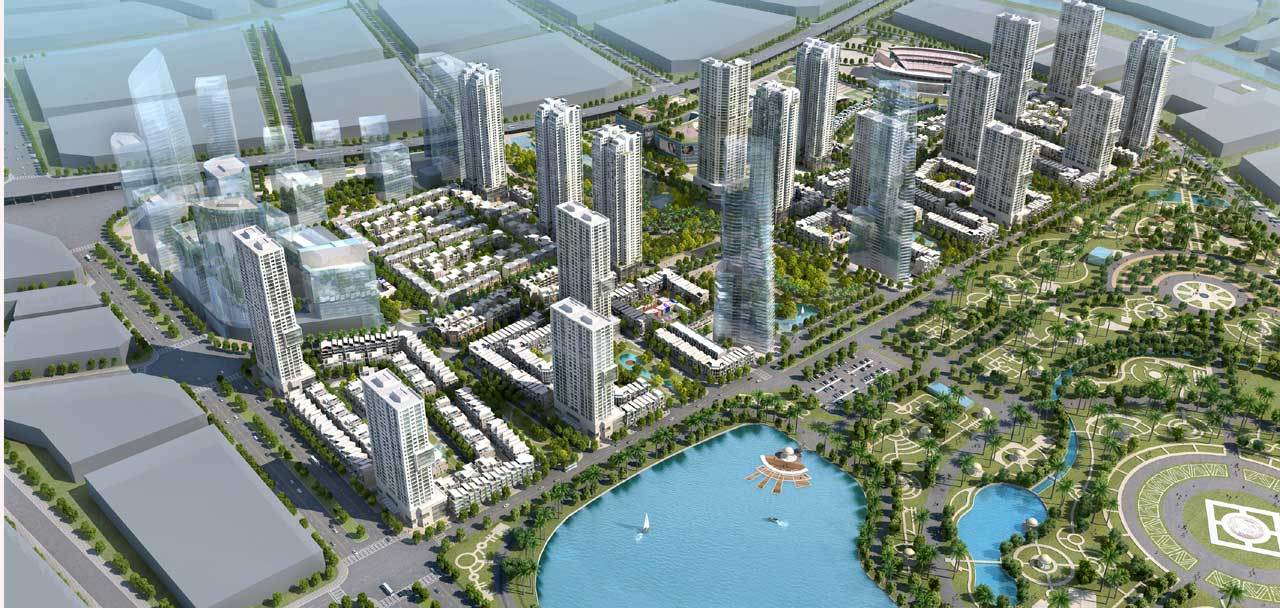 Công bố thiết kế hai bên đường Vành đai 3, Hà Nội 'bật đèn xanh' cho xây cao ốc 50 tầng