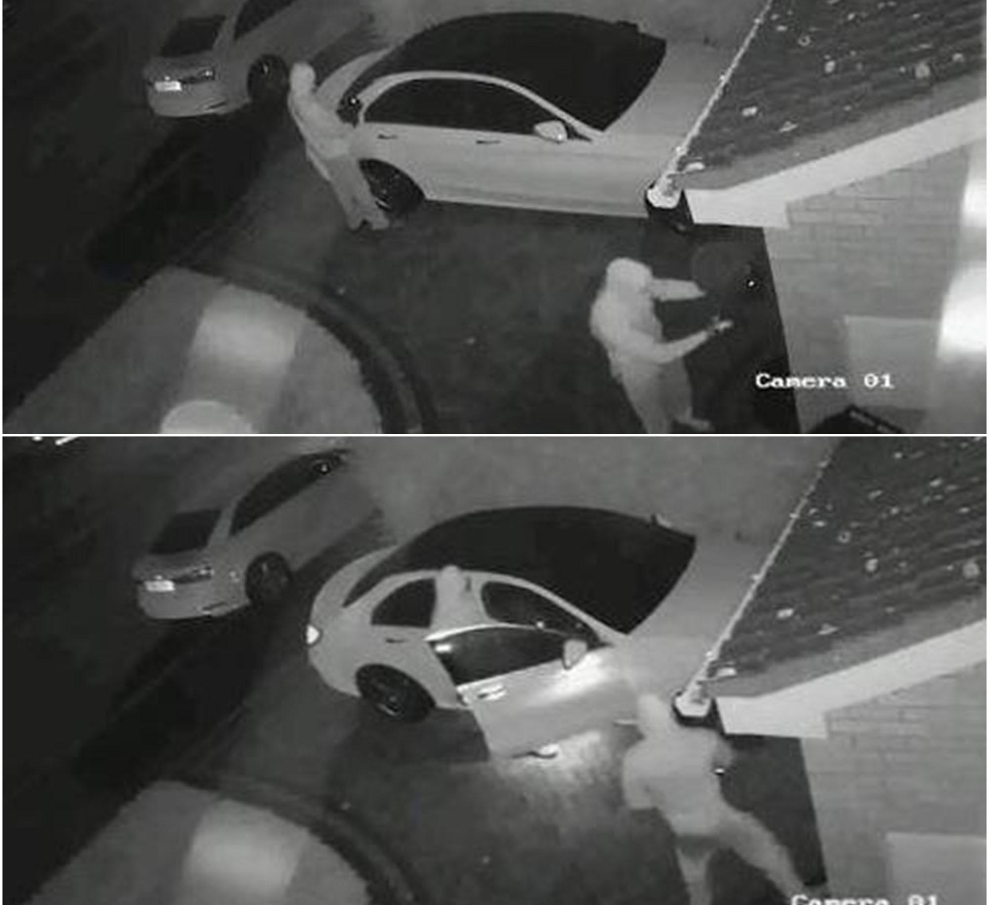 Siêu cao thủ trộm xe không cần chìa khóa