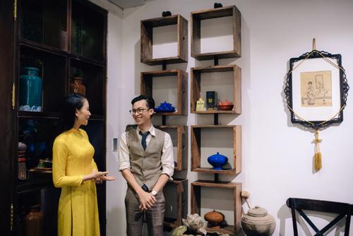 Mẫu-Tea corner:  Điểm 'checkin' mới của nghệ sĩ yêu trà