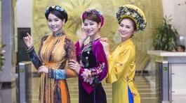 Tiết lộ thú vị về 3 người đẹp phim 'Cầu vồng tình yêu'