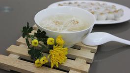 Tự tay làm bánh chay cho ngày Tết Hàn thực thêm ý nghĩa