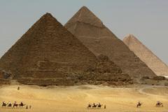 Bí ẩn nghìn năm về kim tự tháp Giza đã có lời giải?