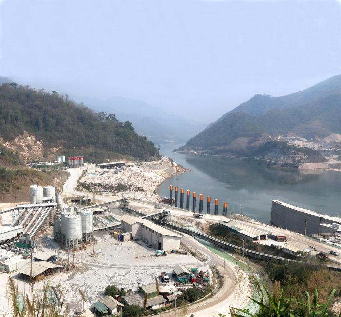 Thủy điện,Mekong,Đồng bằng sông Cửu Long,Lào,Campuchia