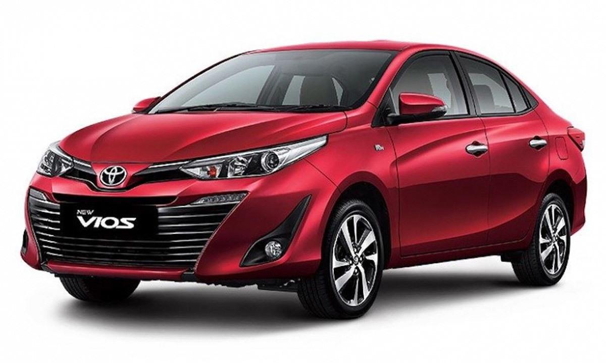 Toyota Vios ra xe dưới 500 triệu, ô tô Nissan giảm 104 triệu
