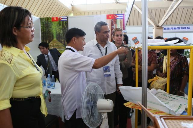 Giao thương Việt Nam - Cu Ba hướng đến 500 triệu USD