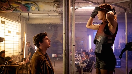 Ready Player One BTS