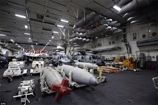 Tàu sân bay Mỹ,nhóm tác chiến tàu sân bay Mỹ,USS Theodore Roosevelt