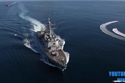USS Theodore Roosevelt,