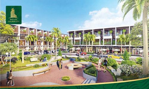 Mở bán dự án Bảo Lộc Golden City