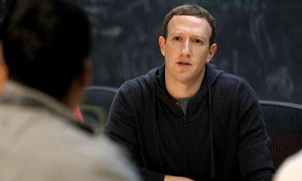 CEO Facebook sẽ điều trần trước Quốc hội Mỹ trong tuần tới