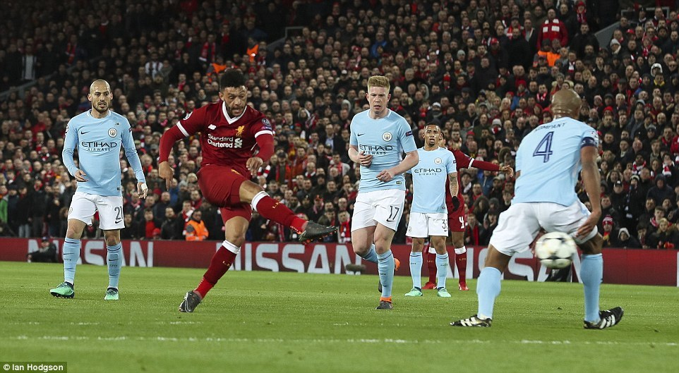 Man City và Liverpool
