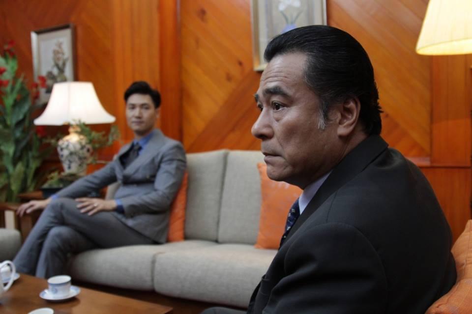 'Cả một đời ân oán' tập 31: Ông Quang mất sau khi nghe Phong gọi bố