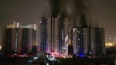 Cò đất lợi dụng vụ cháy Carina Plaza để trục lợi