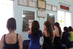 Tin pháp luật số 20: Dàn mại dâm hoa khôi, á khôi hầu tòa