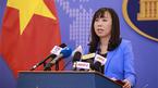 Việt Nam không có người bị bắt vì tự do bày tỏ chính kiến
